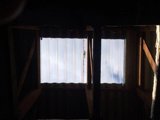 Ansicht Lichtschacht