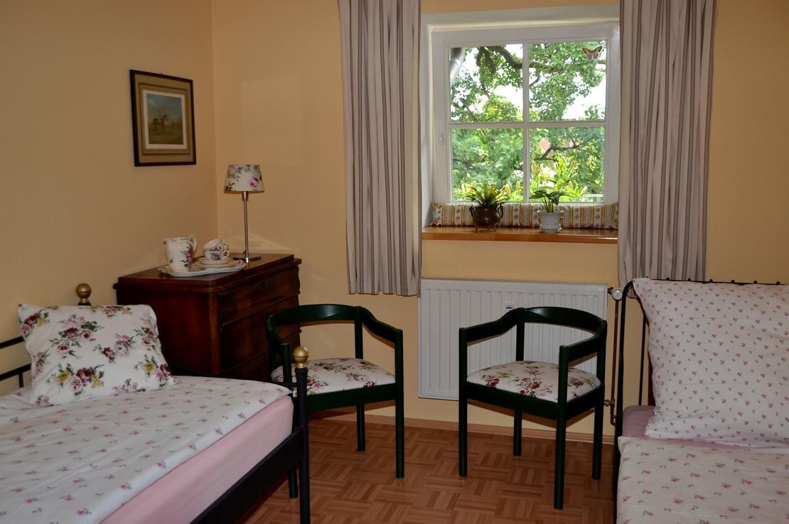 Die Ferienwohnung: über 100 qm und komfortabel