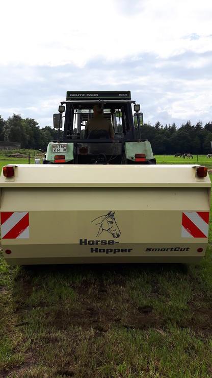 Horsehopper/ Weide pflege