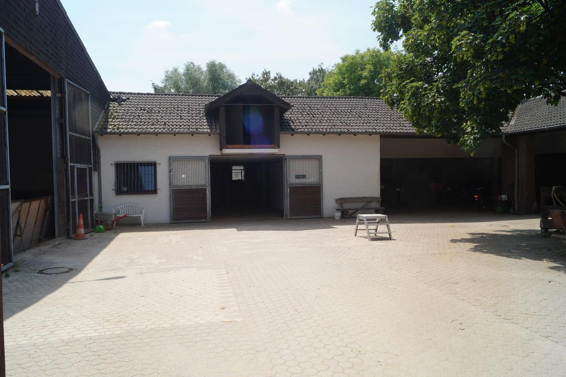 Eingang Innsenstall