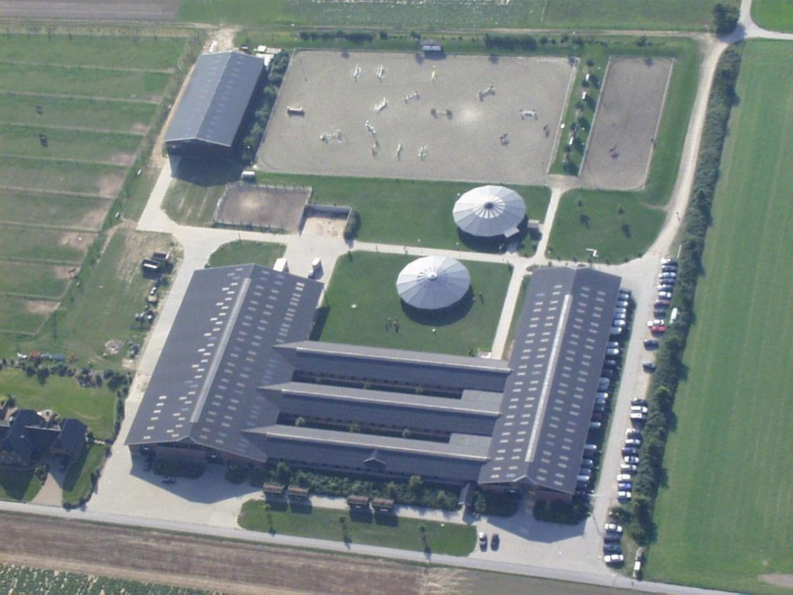 Luftaufnahme Hilgershof