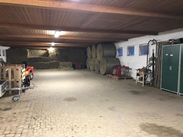 Futterlager/Technik/Werkstatt