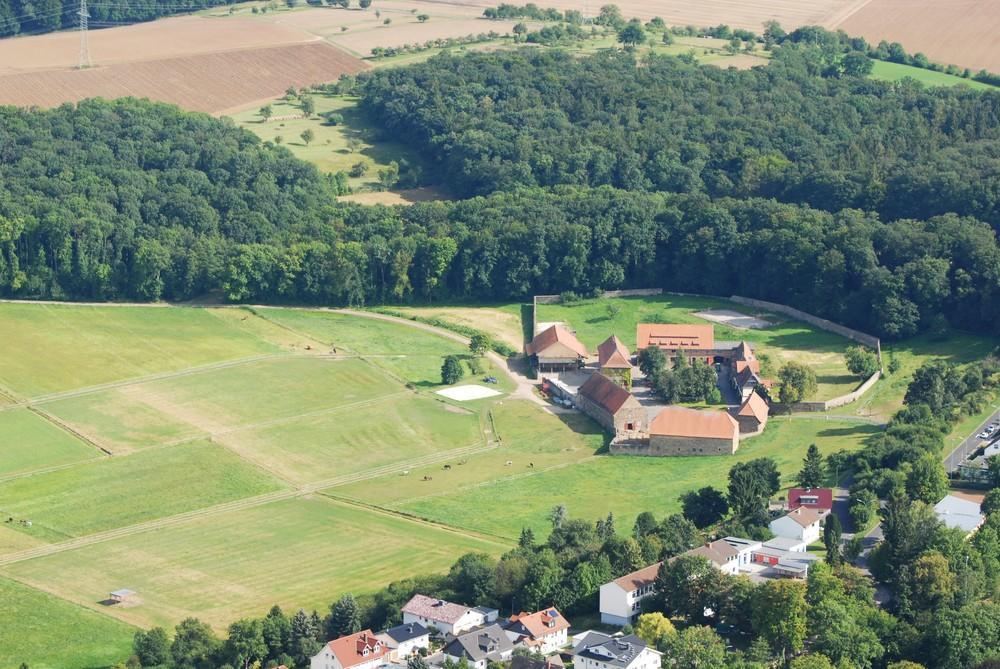 Hess. Staatsdomäne Nonnenhof