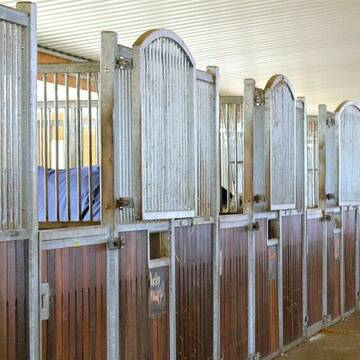Pferdeställe Mit Mietwohnung Stall Freide